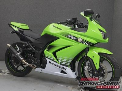 Used 2010 Kawasaki Ninja 250