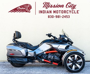 Used 2016 Can-Am Spyder F3-T SE6