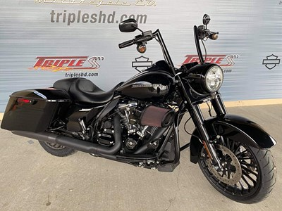 Used 2018 Harley-Davidson® Road King® Special