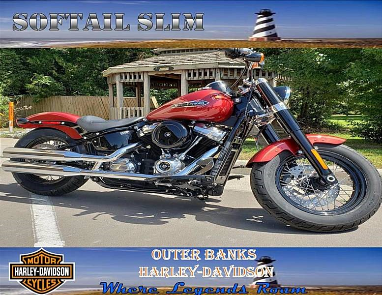 Photo of a 2018 Harley-Davidson® FLSL Softail® Slim®