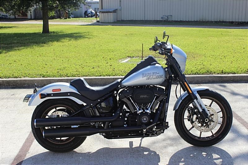 Photo of a 2020 Harley-Davidson® FXLRS Low Rider® S