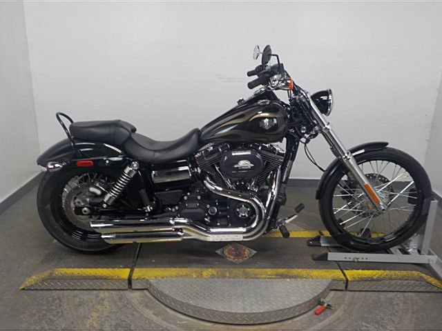 Photo of a 2017 Harley-Davidson® FXDWG Dyna® Wide Glide®