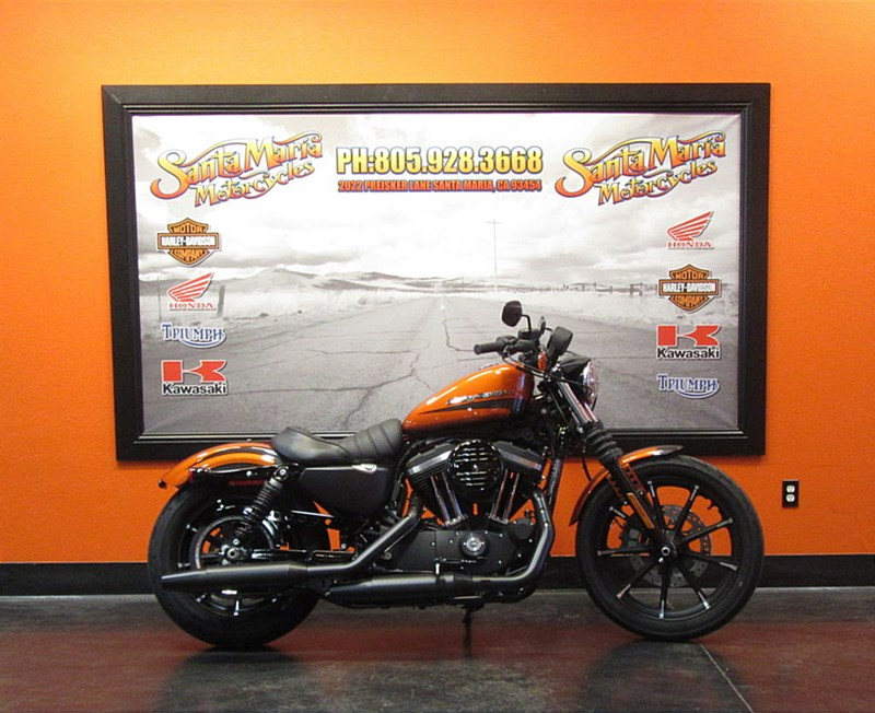 Photo of a 2020 Harley-Davidson® XL883N Iron 883™