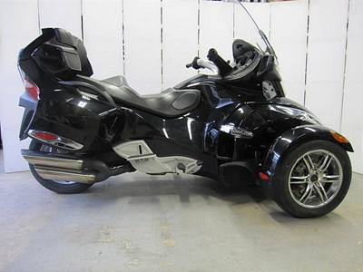 Used 2010 Can-Am Spyder RT-S