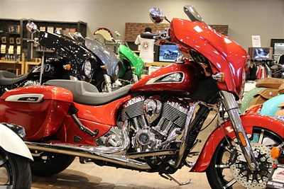 New 2019 Indian® Chieftain® Limited