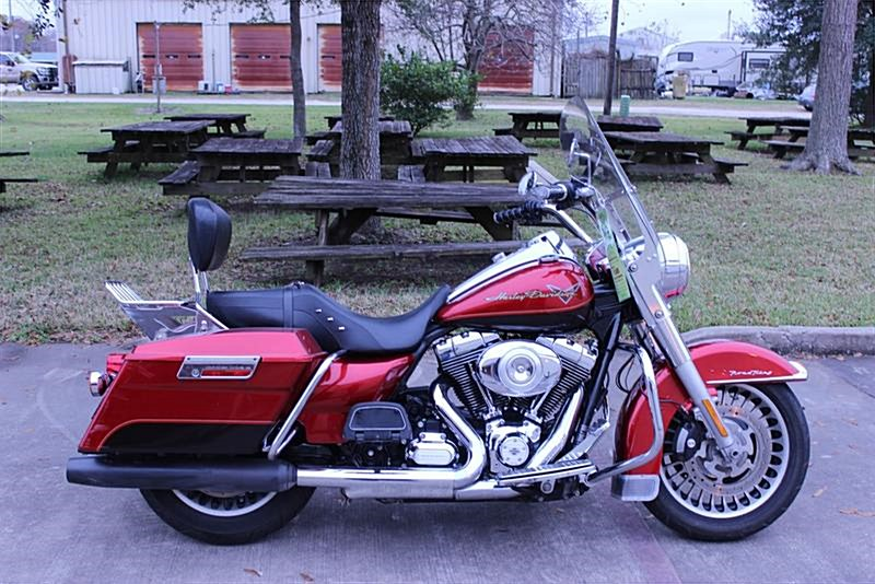 Photo of a 2012 Harley-Davidson® FLHR Road King®