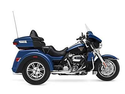 New 2018 Harley-Davidson® Tri Glide® Ultra 115th Anniversary