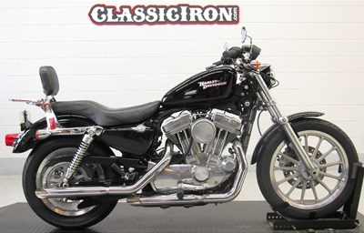 Used 2008 Harley-Davidson® Sportster® Iron® 883