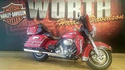 Used 2009 Harley-Davidson® Electra Glide® Ultra Classic® Firefighter/Peace Officer