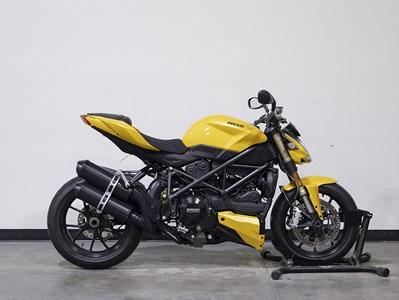 Used 2013 Ducati Streetfighter 848