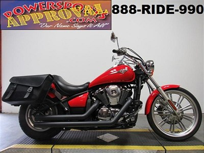 Used 2008 Kawasaki Vulcan 900 Custom