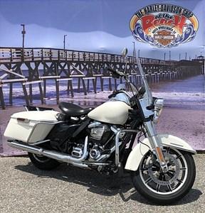 New 2017 Harley-Davidson® Road King® Police