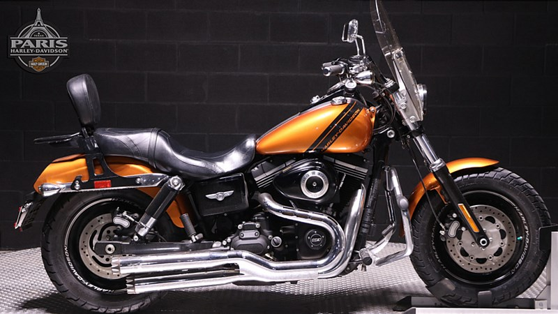 Photo of a 2014 Harley-Davidson® FXDF Dyna® Fat Bob®