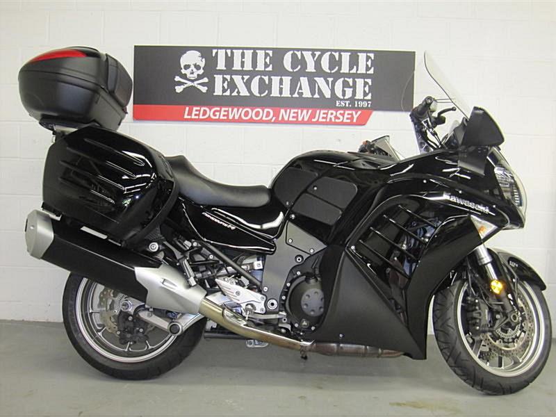 Photo of a 2011 Kawasaki ZG1400C  Concours 14 ABS