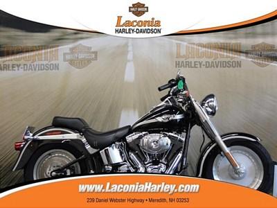 Used 2003 Harley-Davidson® Fat Boy®