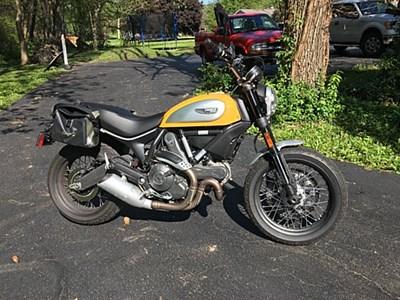 Used 2016 Ducati Scrambler Classic