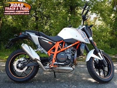 Used 2014 KTM 690 Duke ABS