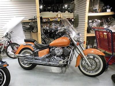 Used 2000 Yamaha V Star 650 Classic