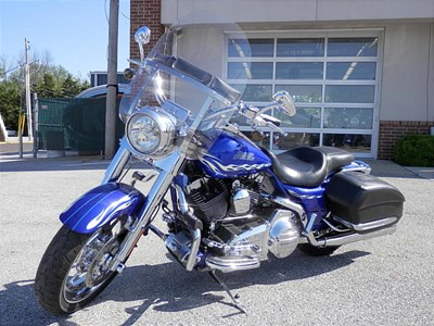 New 2007 Harley-Davidson® Screamin' Eagle® Road King®