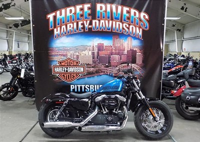 Used 2015 Harley-Davidson® Sportster® Forty-Eight®