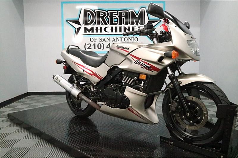 Photo of a 2007 Kawasaki EX500D Ninja 500R