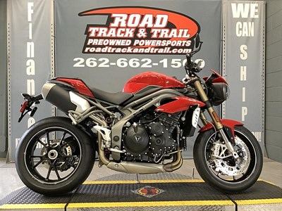 Used 2017 Triumph Speed Triple S