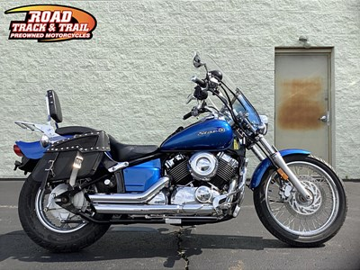 Used 2009 Yamaha V-Star 650 Custom