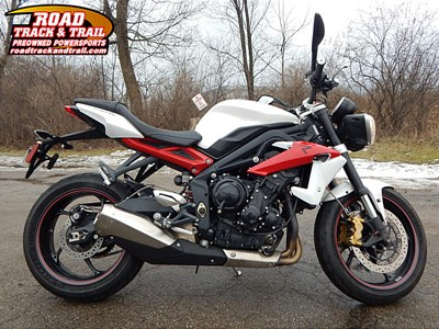 Used 2014 Triumph Speed Triple R ABS