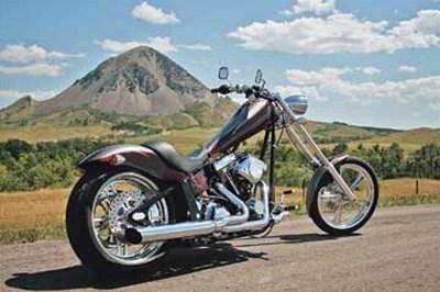 Used 2007 American IronHorse Classic Chop