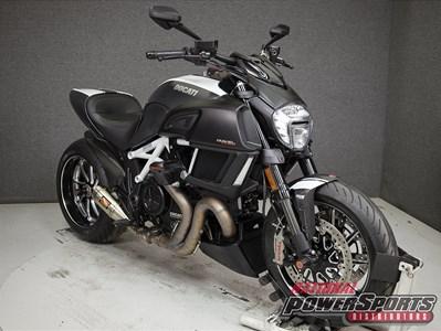 Used 2015 Ducati Diavel Carbon