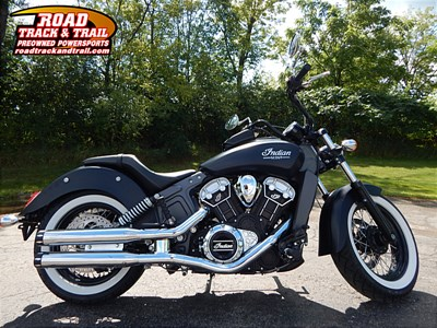 Used 2016 Indian® Scout Sixty