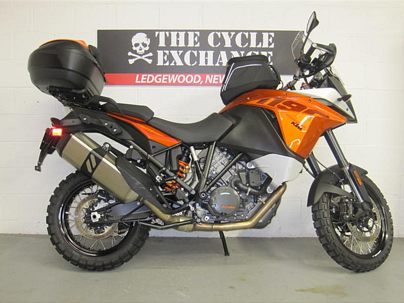 Photo of a 2015 KTM  1190 Adventure ABS