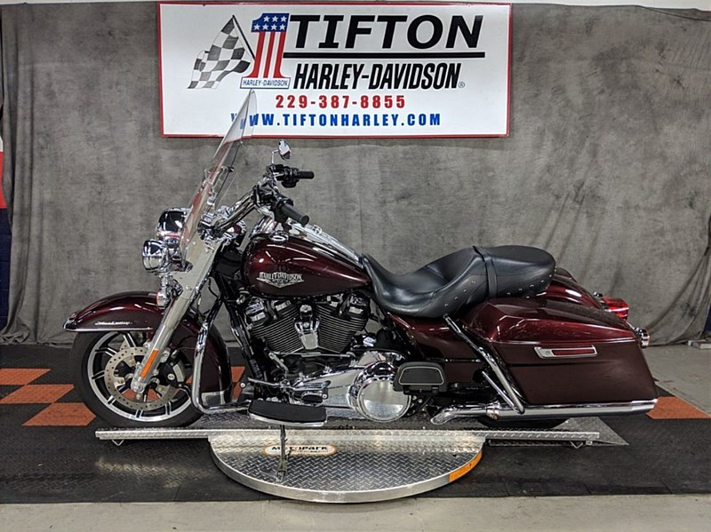 Photo of a 2018 Harley-Davidson® FLHR Road King®