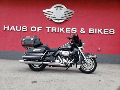Used 2009 Harley-Davidson® CVO™ Ultra Classic® Electra Glide®