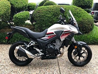 Used 2018 Honda® CB500X ABS