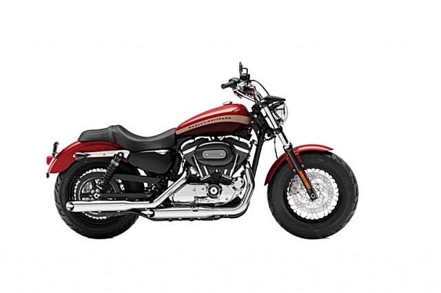 Photo of a 2019 Harley-Davidson® XL1200C Sportster® 1200 Custom