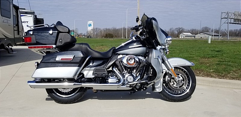 Photo of a 2012 Harley-Davidson® FLHTK Electra Glide® Ultra Limited
