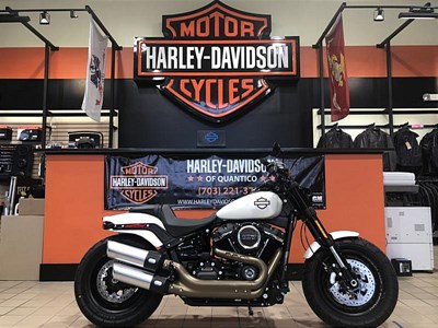 New 2019 Harley-Davidson® Softail® Fat Bob®