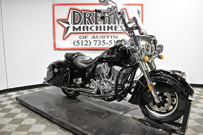 Used 2017 Indian® Motorcycle Springfield™