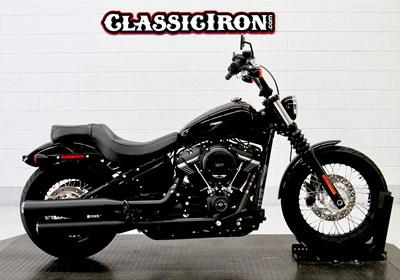 Used 2018 Harley-Davidson® Softail® Street Bob®