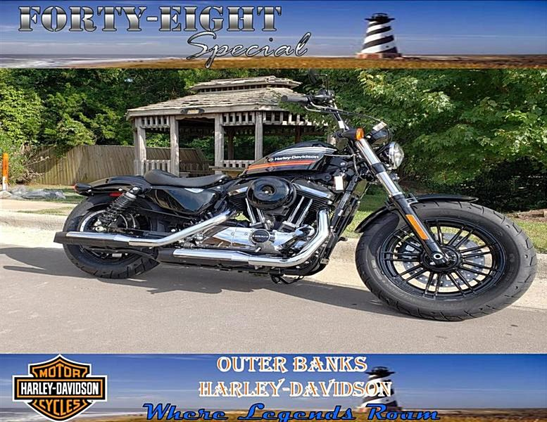 Photo of a 2018 Harley-Davidson® XL1200XS Sportster® Forty-Eight® Special