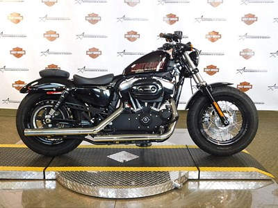 Used 2014 Harley-Davidson® Sportster® Forty-Eight®