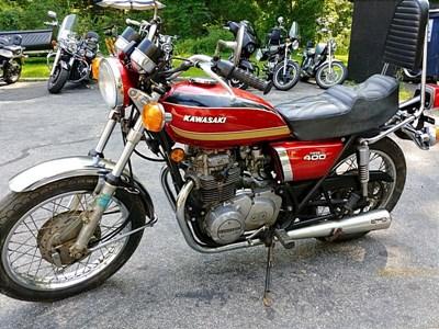 Used 1975 Kawasaki