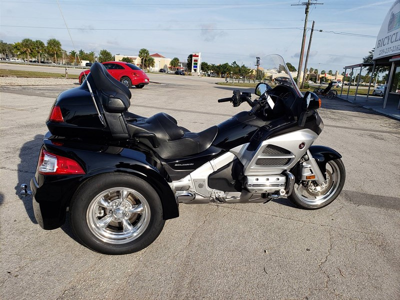 Photo of a 2012 Honda® GL1800 Gold Wing