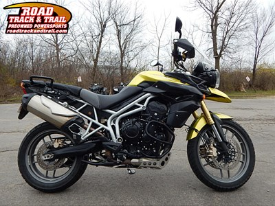 Used 2011 Triumph Tiger 800