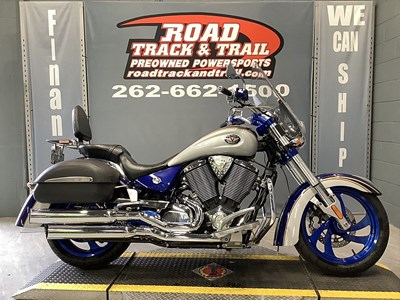 Used 2005 Victory Kingpin® Deluxe