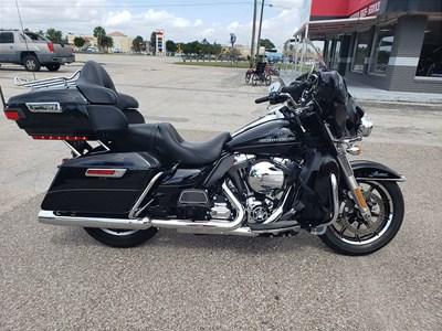 Used 2014 Harley-Davidson® Electra Glide® Ultra® Limited