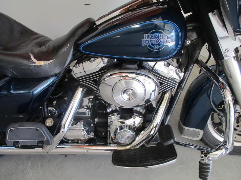 2001 Harley Davidson® FLHTC/I Electra Glide® Classic ...