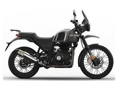 New 2021 Royal Enfield Himalayan