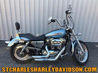 Used 2007 Harley-Davidson® Sportster® 1200 Low
